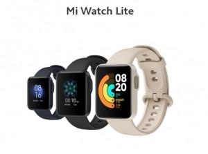 Xiaomi Mi Watch Lite выпущен на мировой рынок