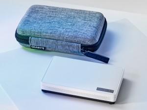 Внешний SSD-накопитель Gigabyte Vision Drive обеспечивает скорость чтения до 2000 Мб/с
