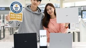 Представлен LG Gram нового поколения