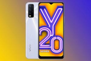 VIVO Y20A поступил в продажу в Индии