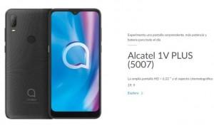 Alcatel 1V Plus официально выпущен