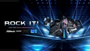 ASRock Z590 Taichi поддерживает память DDR4 5000МГц