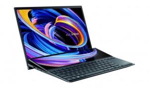 Представлен ультрабук ASUS ZenBook Duo UX482
