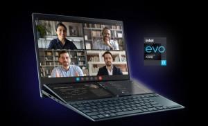 Компания ASUS представила ноутбук ZenBook Duo UX482