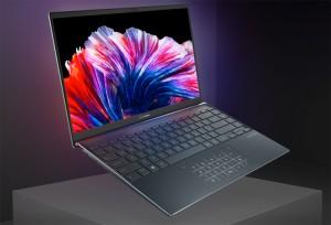 Ноутбук ASUS ZenBook 13 OLED получил 6-ядерный AMD Ryzen