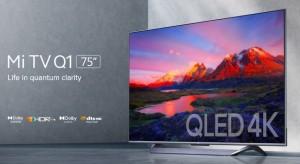 Xiaomi выпустила смарт-телевизор Mi TV Q1