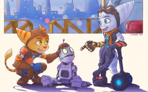 Ratchet Clank: Rift Apart выходит летом на PlayStation 5