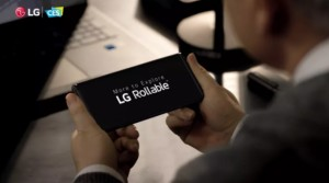 LG Больше не создаёт смартфон Rollable