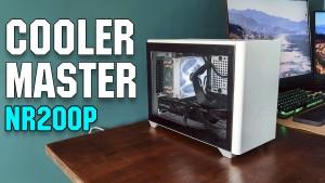Обзор Cooler Master MasterBox NR200P. Продуманный mini-ITX корпус за адекватные деньги