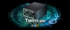 FSP выпустила блоки питания серии Twins PRO