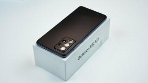 Водонепроницаемый Samsung Galaxy A52 5G вышел в Китае