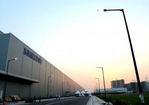 Производство чипов Samsung в Техасе вернулось к нормальному уровню