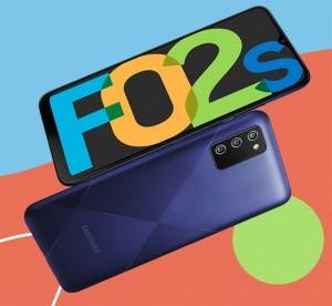 Samsung Galaxy F02s представлен официально