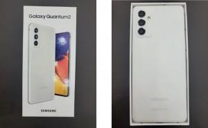 Представлен смартфон Samsung Galaxy Quantum2