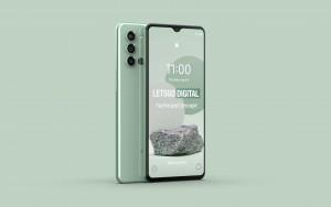 Samsung Galaxy A22 5G показали на рендерах