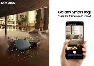 Samsung Galaxy SmartTag  выходит на мировой рынок