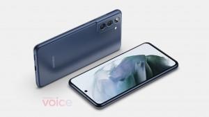 Samsung Galaxy S21 FE показали на рендерах