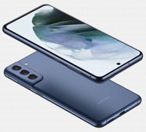 Появились первые изображения смартфона Samsung Galaxy S21 FE
