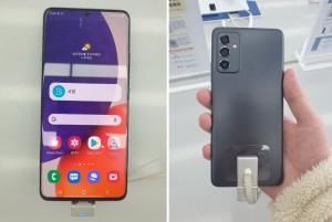 Samsung Galaxy A82 показали на фото