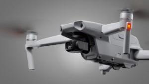 Опубликована первая распаковка дрона DJI Air 2S