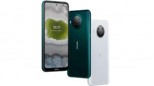 Представлен 5G смартфон Nokia X20
