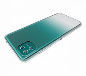 Samsung Galaxy A22 5G показали на новых рендерах
