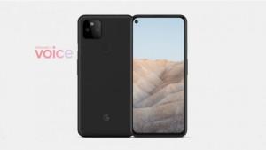 Google Pixel 5a 5G слили в сеть