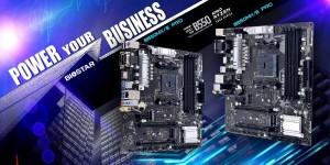 Biostar представила материнские платы B550MX E PRO и B550MH E PRO