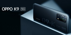 OPPO K9 5G слили в сеть