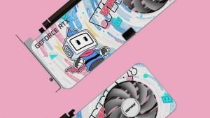 Colourful анонсировала видеокарту с уникальным дизайном GeForce RTX 3060 iGame Bilibili Edition