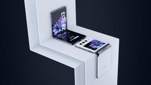 Samsung Galaxy Z Flip 3 показали на рендерах