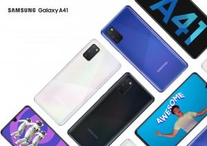 Samsung Galaxy M01 и Galaxy A41 получили обновление до Android 11