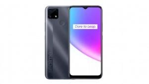 Realme скоро представит смартфон C25s