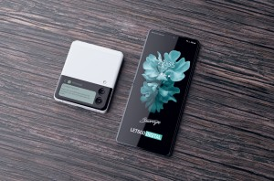 LetsGoDigital показали Samsung Galaxy Z Flip 3