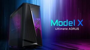 Gigabyte представила игровые компьютеры AORUS MODEL X и AORUS MODEL S