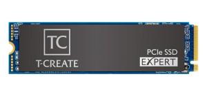 TEAMGROUP выпускает твердотельный накопитель EXPERT PCIe SSD