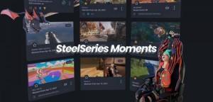 SteelSeries Moments - программное обеспечение для захвата игр