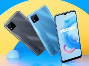 Смартфон Realme C20A получил АКБ на 5000 мАч