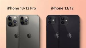 Отличия iPhone 13 от iPhone 12 показали на рендерах