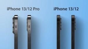 В сеть слили дизайн iPhone 13
