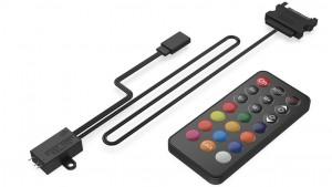 SilentiumPC представила контроллер Nano-Reset Remote ARGB KIT с пультом управления