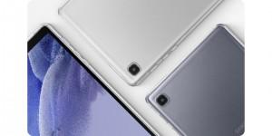 Samsung Galaxy Tab A7 Lite показали на пресс-рендерах
