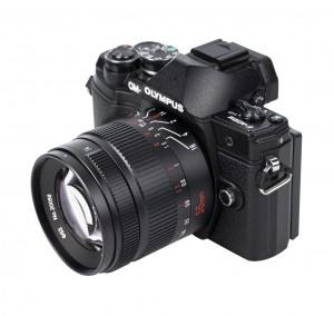 Объектив 7Artisans 55mm f/1.4 II оценен в $130