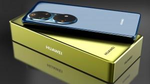 Камерофон Huawei P50 Pro показали на новом рендере