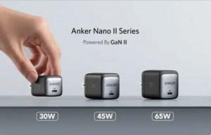 Anker представляет новую линейку зарядных устройств Nano II