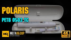 Обзор Polaris PETB 0503 TC. Электрическая зубная щетка с шестью режимами