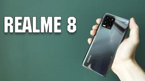 Обзор realme 8 6/128GB. Стильный среднебюджетник с четырьмя камерами