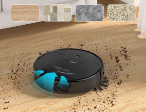 Состоялся анонс нового робот-пылесоса Tesvor A1