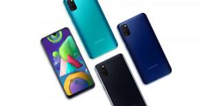 Samsung Galaxy M22 получит 15-Вт комплектную зарядку