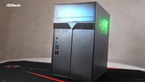 Представлен компактный ПК ASRock DeskMini Max 10L